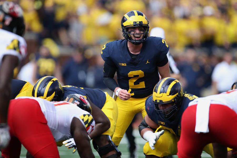 Big deal, Big House: Wisconsin poses tough test for Michigan - WXYZ.com