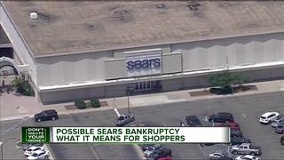 Sears facing bankruptcy: What you need to know