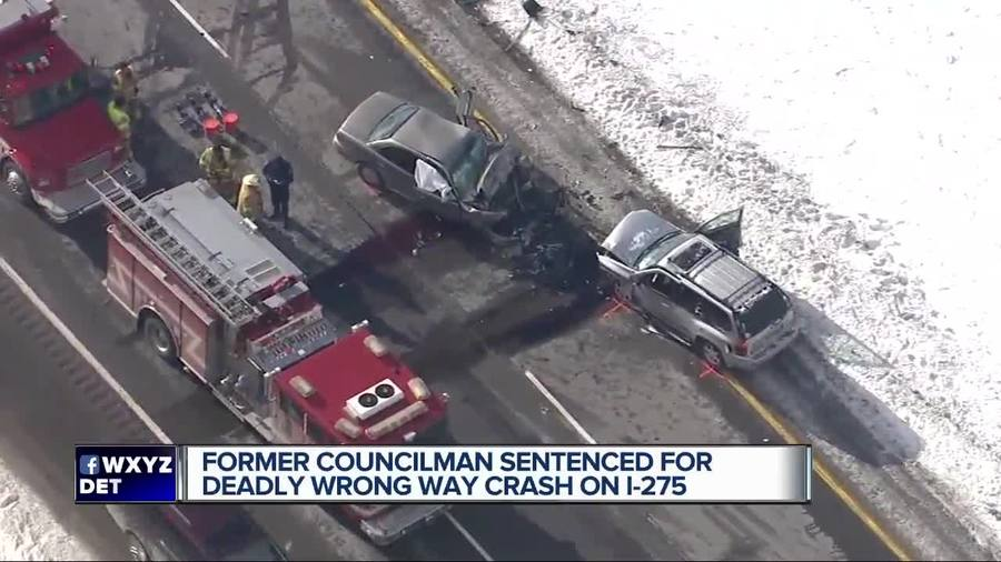 Courtroom filled with emotion in sentencing in fatal I-275 crash in Canton in 20...