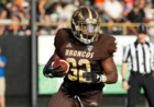 Bogan's two late scores give WMU win over BG