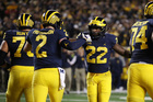 Michigan surges to No. 6 in Top 25, MSU returns