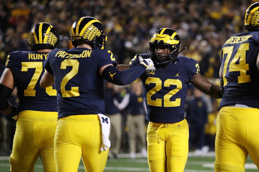 Michigan surges to No. 6 in AP Top 25, Michigan State returns - WXYZ.com