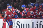 Drouin scores 2 to lead Canadiens over Red Wings