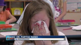 Skip the cold meds for kids under 6, experts say