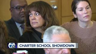 McPhail agrees to stay out of charter school