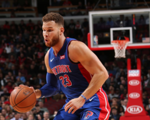 Blake Griffin, Ish Smith lead Pistons over Bulls
