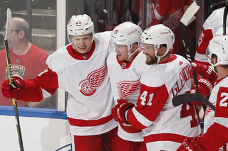 Red Wings rebuilding while recalling famed past