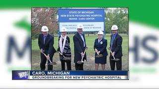 New psychiatric hospital to open in Michigan
