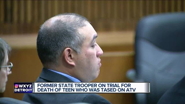 Trial begins Tuesday for former MSP trooper charged in deadly ATV crash