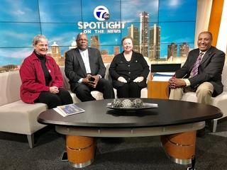 Spotlight on Michigan voters!