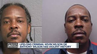 Detroit's Most Wanted: Kevin Wilson