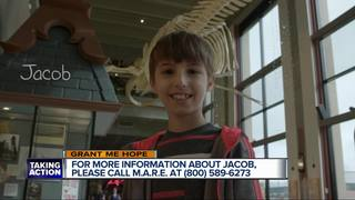 Grant Me Hope: Jacob likes board games and jokes