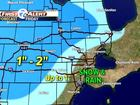 FORECAST:  First snow of the season on the way!
