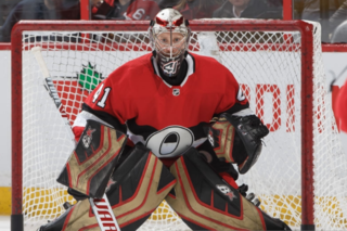 Anderson stops penalty shots, Sens top Red Wings