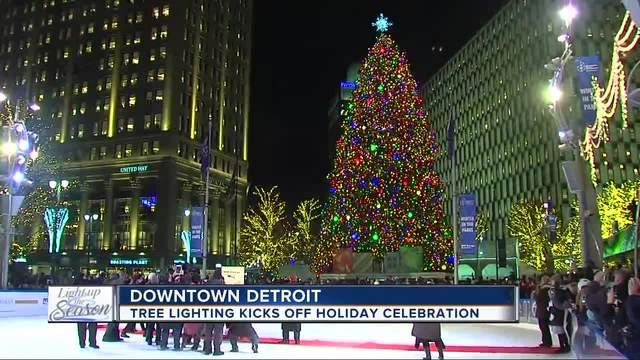 Christmas In Detroit 2020 Detroit Christmas Tree Lighting 2020 | Fqmbtg.newchristmas.site