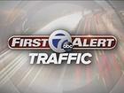Semi accident closes off I-75 exit ramp