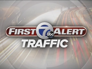 Southbound I-275 closed at I-94 in Romulus