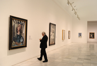 Painting in Romania is could be stolen Picasso