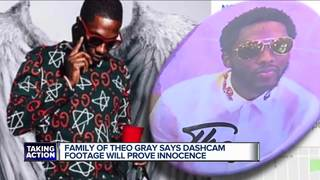 Family, friends pay tribute to Theo Gray