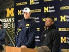 UM RB Higdon guarantees a win over Ohio State