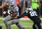 Kerryon Johnson's injury a concern for Lions