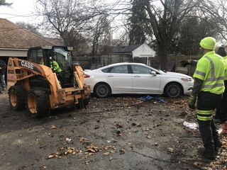 Police bust major chop shop operation in Detroit