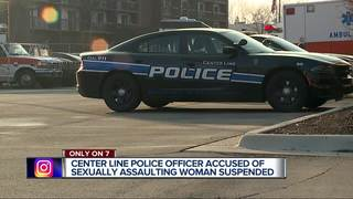 Local cop under investigation for sexual assault