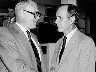 John Dingell remembers George H.W. Bush