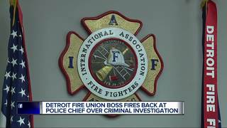 War of words between union pres. and DPD chief