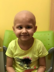 Org to send 4yo cancer patient to Disney World
