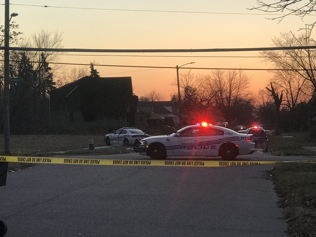 Boy shot after drive-by shooting in Detroit