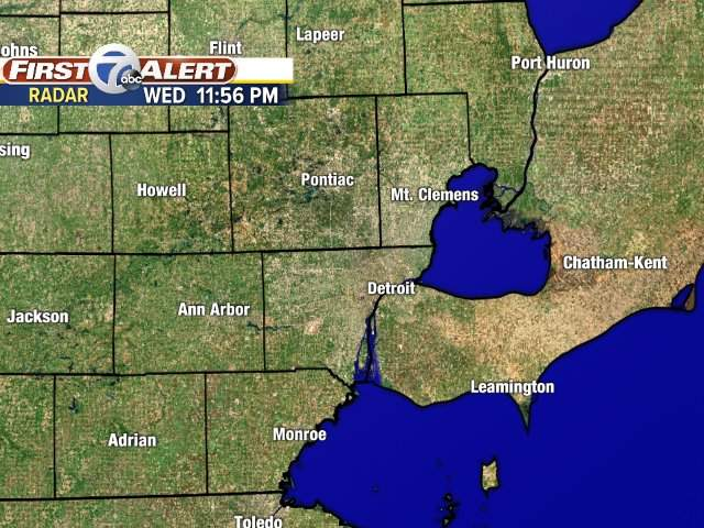 Forecast - Weather radar map detroit