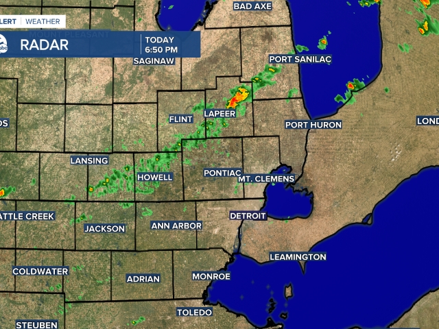 7 First Alert Doppler Radar